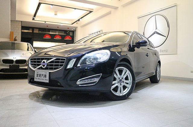 家明汽車 百大好店 - 2013年 VOLVO V60 D4 (T) 豪華版