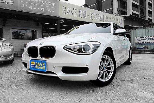 116I BMW 寶馬  2015年式【詠信車業 SAVE認證】