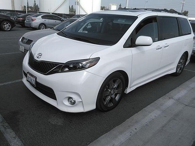 2015年 Toyota Sienna Se 頂級配備 買到賺到