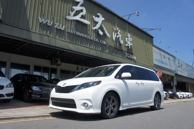 五太汽車 2016年 TOYOTA SIENNA-SE 3.5L