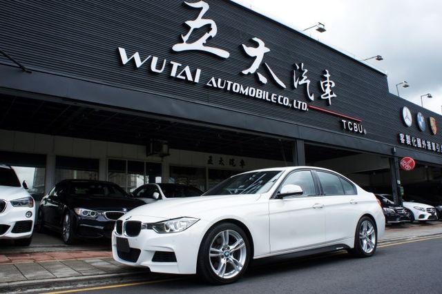 五太汽車 2014年 BMW 328i-Msport,紅內裝,IKEY#5643
