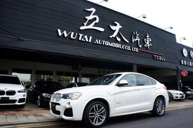 五太汽車2015年 BMW X4-DRIVE28M版-4WD,全配備