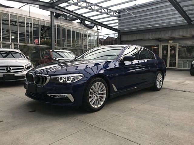 2017年 BMW G30 530i Luxury 汎德 總代理