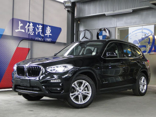 [上億汽車] 2018款 BMW G01 X3 xDrive20i 汎德總代理  第1張相片