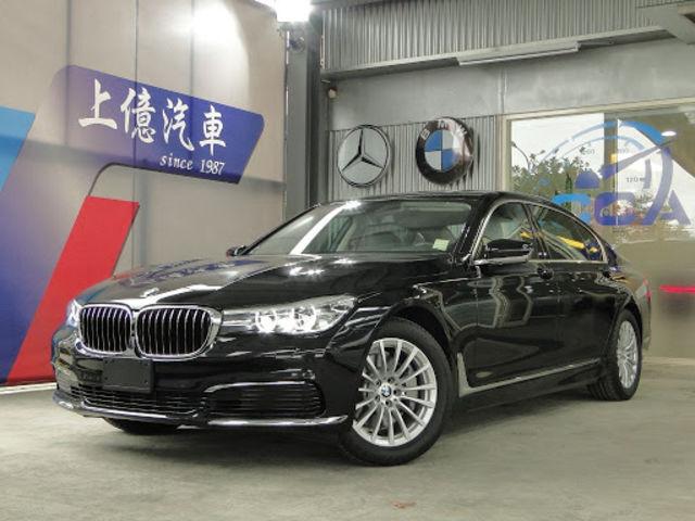 [上億汽車] 2017款 BMW G12 730Ld 汎德總代理  第1張相片