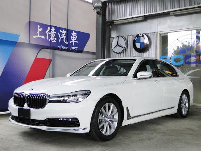 [上億汽車] 2018款 BMW G11 730i 汎德總代理  第1張相片