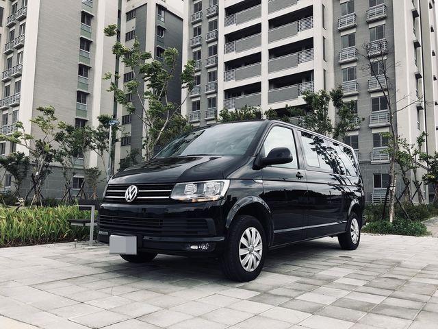 2016 VW CARAVELLE 長軸 2.0TDI 黑色 挑戰全台最低里程數