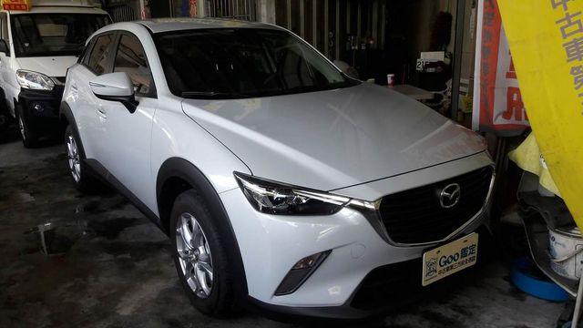 2017年CX3 2.0 銷售 冠軍房車.僅跑3500公里100%原漆.原版件