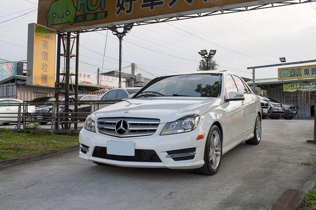 2013 Benz W204 C250 政威