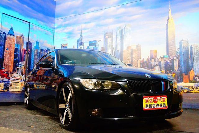08 BMW 335I 3.0稀有手排雙渦輪  展弘汽車GOO認證好車