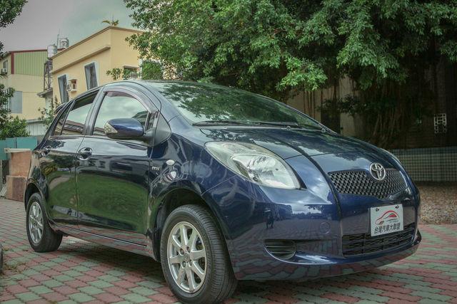2009年 YARIS 一手認證車 省油小車!