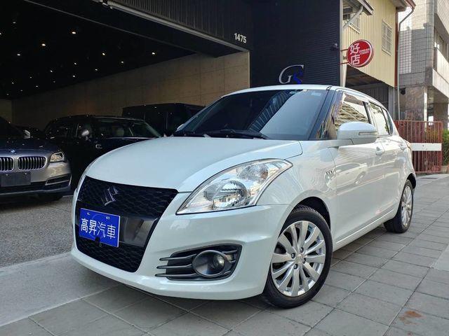 高雄高昇汽車 2011年 Suzuki Swift 1.4 GLX 總代理