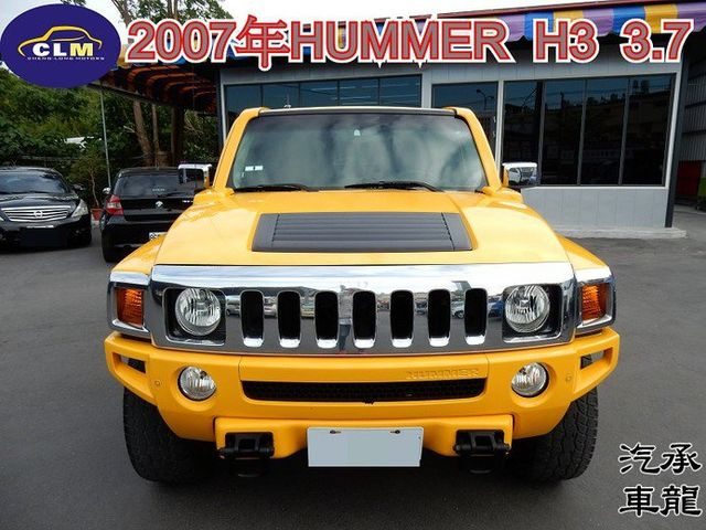HUMMER HUMMER H3 SUV