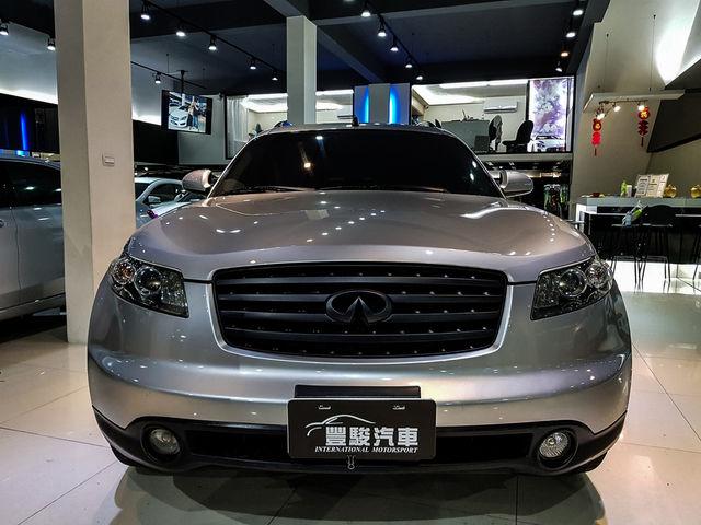 豐駿汽車 北大國際店 FX35 就是這個價 免頭款 可超貸
