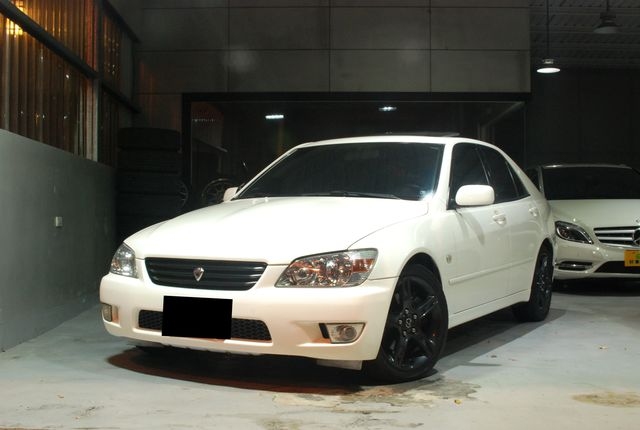 忠泰汽車1999LEXUSIS200運動版天窗