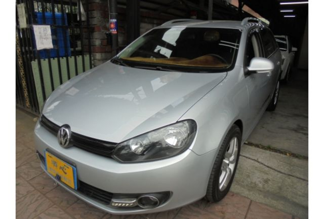 Volkswagen GOLF PLUS TSI