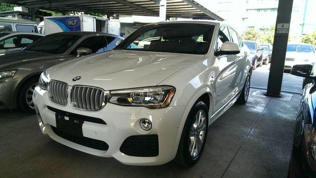 2016 BMW  X4 28I  2.0 M版