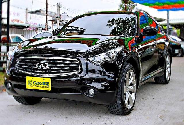 昇霖汽車 2011 Infiniti FX35 豪華5人休旅