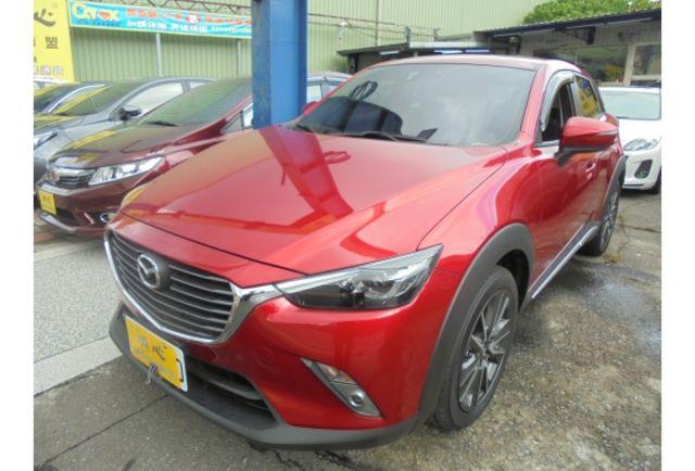 Mazda CX3  第1張相片