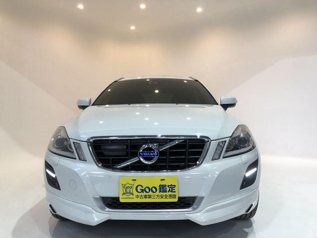 VOLVO 富豪 XC60 T5 ACC主動跟車系統 全景天窗 頂級配備 旗艦版