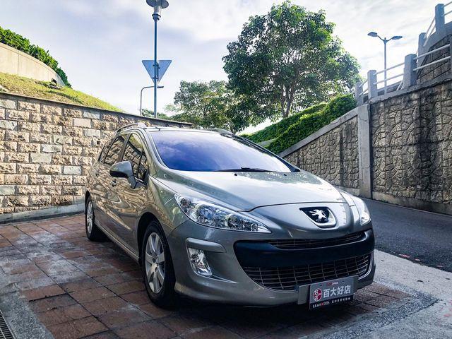 「稀有入庫 請預約賞車」KS高昇 11年Peugeot 308SW 七座 柴油