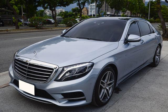 總代理 2014年 S400 LWB AMG +柏林之音 新車660萬