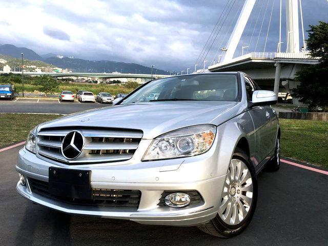 先進國際車業 日本總代理 日本歐規 BENZ W204 C250