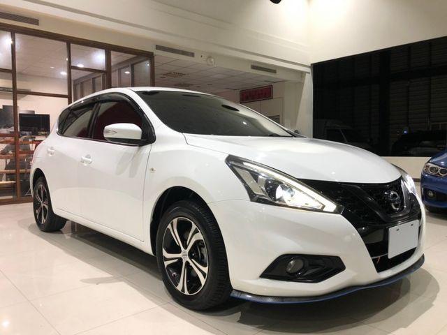 2017 Nissan Tiida 5D(NEW) 旗艦版  第1張相片