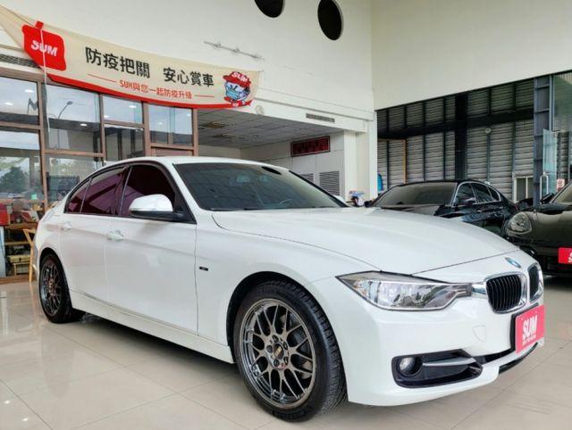 2012 BMW 320D Sport line BBS鋁圈 HK音響 大螢幕 Apple CarPlay  第1張相片