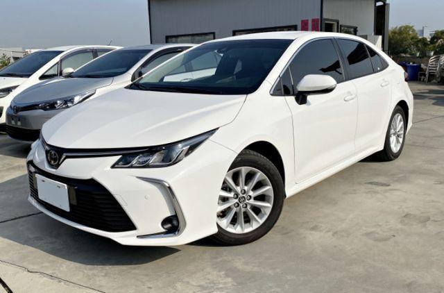 [全新落地車] ▹0元交車 全貸 強力過件 免頭款◃ 2019年 Toyota Altis 12代 豪華版 影音 ACC  第1張相片