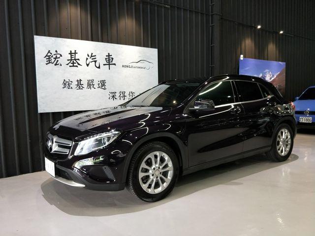 [鋐基]M. Benz GLA180