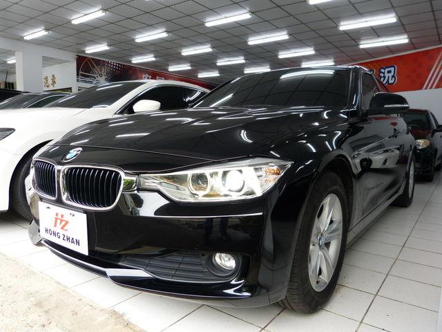 2013年式 總代理 BMW 318D 柴油頂級