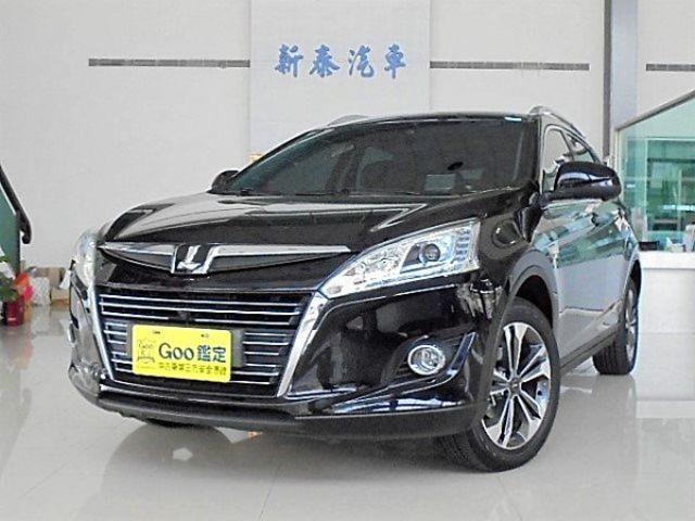*新泰汽車*LUXGEN U6 2.0頂級旗艦版 僅跑4萬多 2014年式