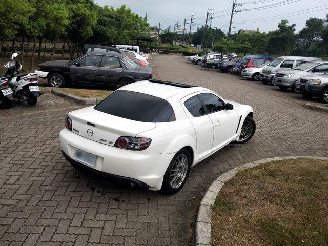 還買mazda3?! RX8後驅車讓你把妹無往不利所向披靡 錯過不再有 實車實價
