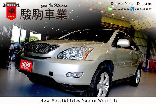 CP值超高的休旅車~3500元即可帶回家~RX330