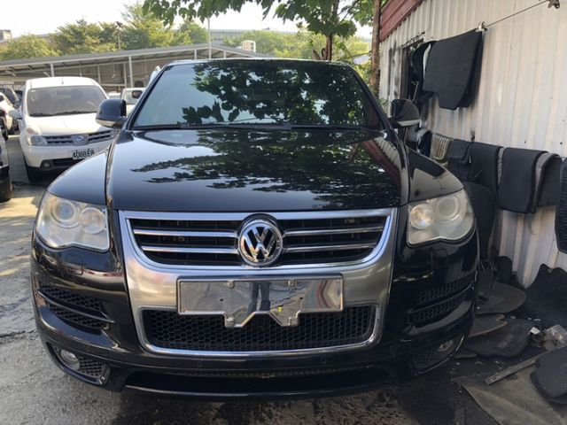 VW TOUAREG GP