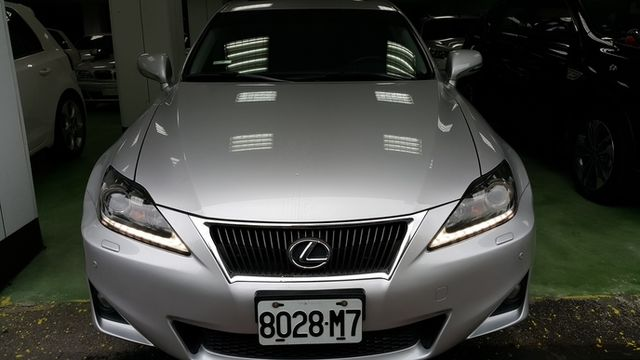 LEXUS IS  第1張相片