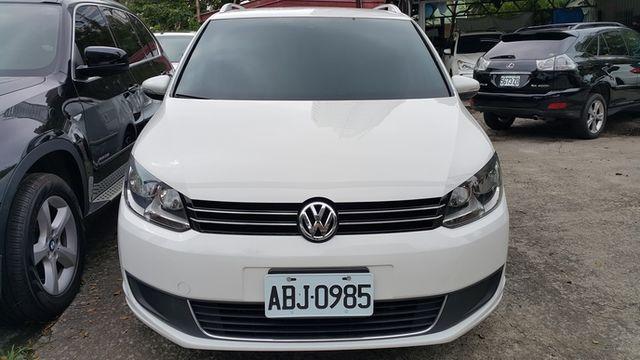 VW TOURAN  第1張相片