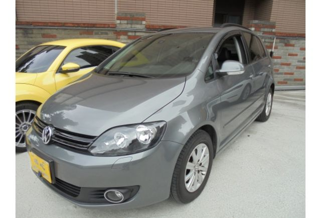 Volkswagen GOLF PLUS TDI  第1張相片