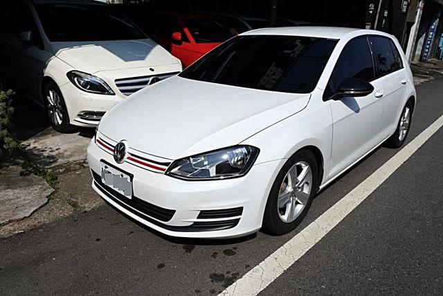 瑋盟汽車 Golf七代 1.6  TDI Trend Line 平均油耗22公里
