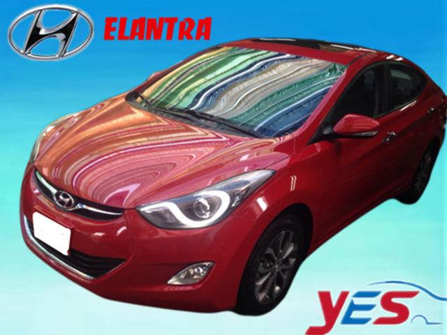 伊倫強 1.8cc 紅 天窗 實車在店 歡迎預約賞車 可全貸  第1張相片