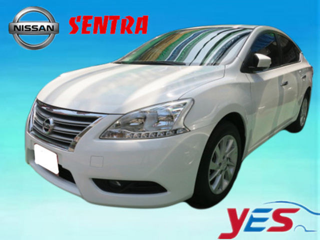 SENTRA 白 1.8cc 實車在店 歡迎預約賞車 可全貸  第1張相片