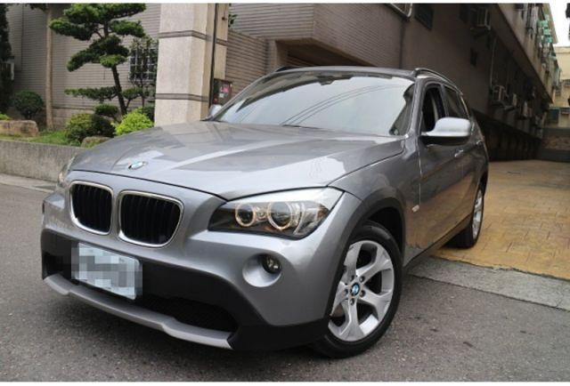 BMW X1 20D / 保證實價75.8萬 4WD 柴油渦輪 / 可全貸或超貸