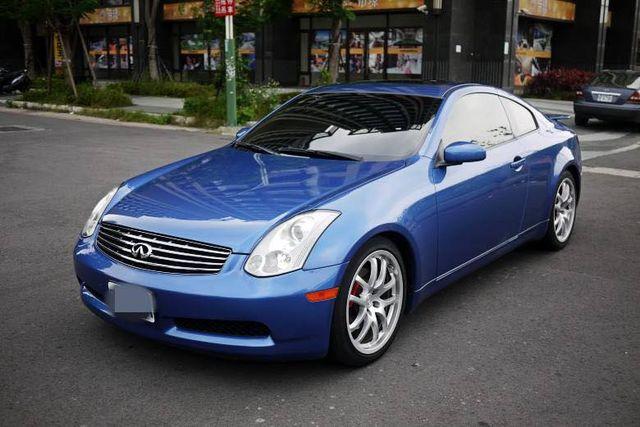 2005年Infiniti G35 Coupe~力與美的結合~東瀛小戰神~
