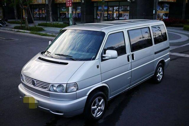 2000年 VW T4 VR6 2.8 福斯經典一代名機VR6