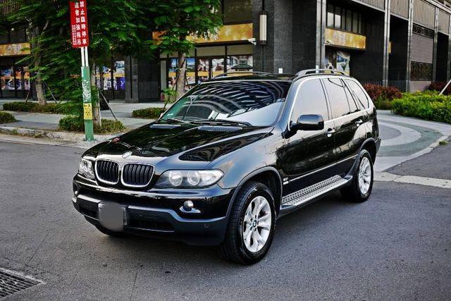 2006年BMW E53 X5 3.0 ~外型剛性十足~動力272匹充沛更勁