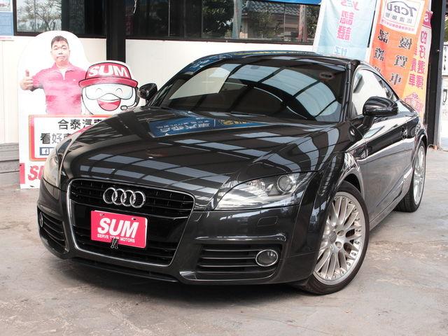 特殊車專賣店(合泰汽車) GOO百大好店之一/總代理小改款奧迪TT-TFSI