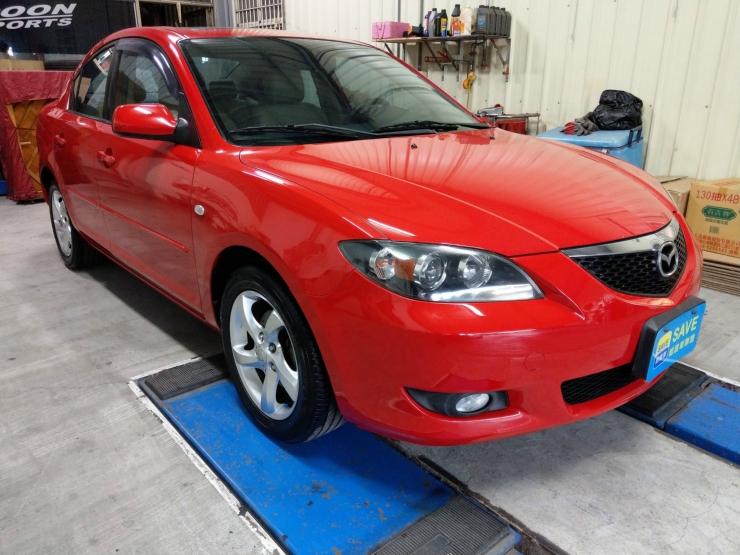 Mazda 3 2.0 天窗 低里程 內裝超美