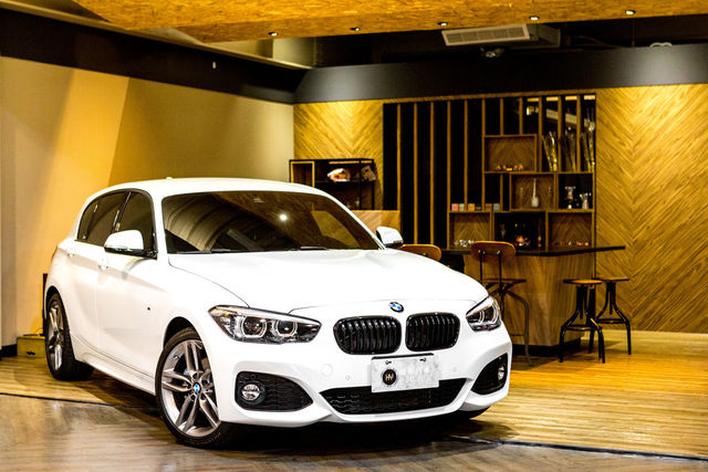 高雄 和悅汽車有限公司 2018年式 總代理 BMW 120i M-Sport