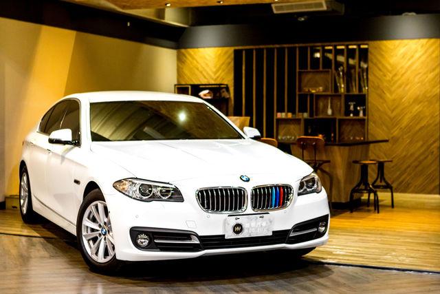 高雄 和悅汽車有限公司 2016年式 總代理 BMW 520i 動感上市